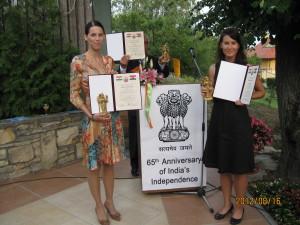Első alkalommal kerültek átadásra a Dhanvantari díjak