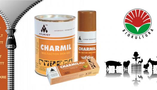 Charmil – Sebgyógyítás felsőfokon